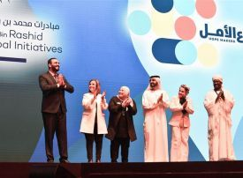 Dubai ruler launches third round of Arab Hope Makers initiative