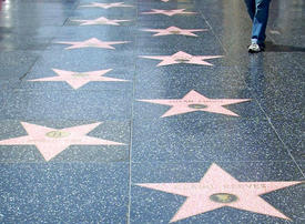 Dubai to create own version of Hollywood's Walk of Fame