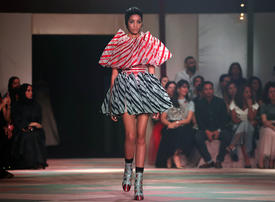 Dior's Maria Grazia Chiuri unveils capsule collection in first Dubai show