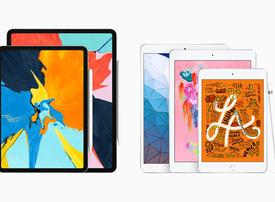 Apple debuts mid-tier, full-sized iPad and new iPad Mini