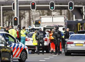 Dutch police arrest suspect after three shot dead on Utrecht tram