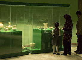 In pictures: Basra Museum unveils 'looted' artefacts
