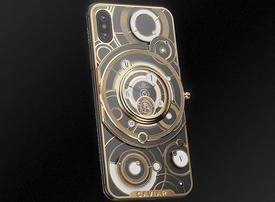 Gallery: Russian luxury brand smartphone meets luxury watch