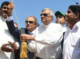 Sri Lanka starts work on Oman-backed $3.85bn refinery near strategic port
