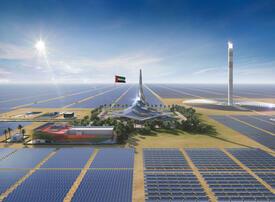 Video: Development progress noted on Dubai's MBR Solar Park
