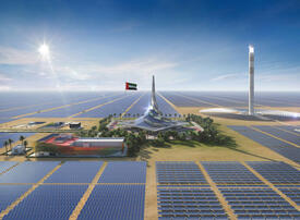 Video: Development progress noted on Dubai's MBR Solar Park