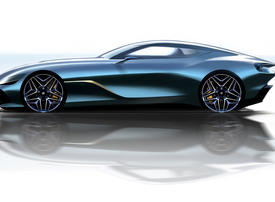 Gallery: First glimpse of Aston Martin DBS GT Zagato renderings