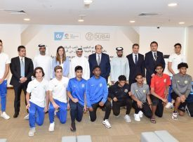 How Dubai is using Spain to raise footballing standards