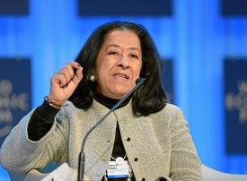 Lubna Olayan takes chair of Saudi British Bank