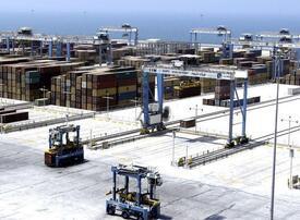 Exports through Abu Dhabi ports rise 36.6%