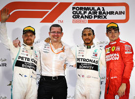 F1 race helps Bahrain hotels to post first Q1 RevPAR rise for five years