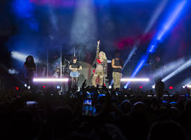 In pictures: Dubai World Cup after-party with pop legend Gwen Stefani
