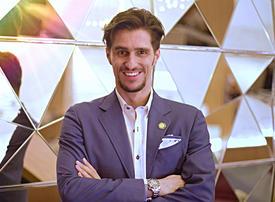 Meet Matthias Sheikh Mende
