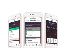 Etihad Airways declares war on jet lag with new app