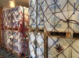 Dubai flies more humanitarian aid to Cyclone Idai victims