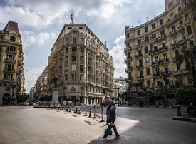 In pictures: Downtown Cairo is battling to preserve its cultural heritage