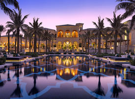 Revealed: Top 10 hotels in the Middle East