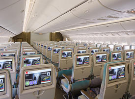 4K screens headed to Emirates 777X planes in 2020