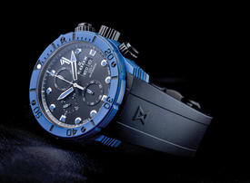 Edox marks XCAT offshore powerboat racing series with the release of the CO-1 Carbon Chronograph
