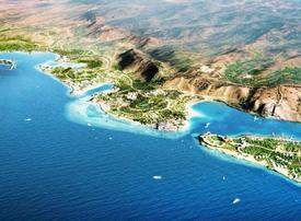 Saudi mega tourism project Amaala hires designer for The Island