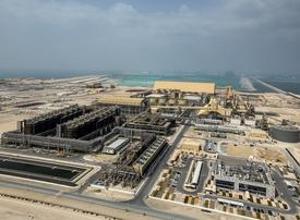 UAE industrial giant ramps up production at new Abu Dhabi refinery