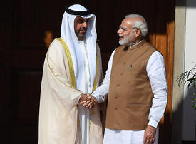 Why Modi is looking to the Gulf region in his bid for another term
