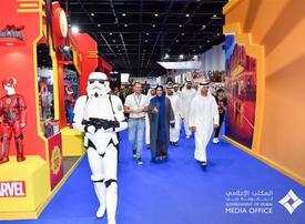 Middle East Film & Comic Con opens in Dubai