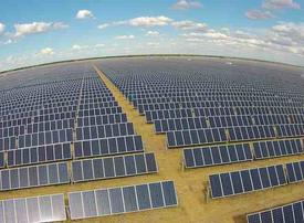Saudi energy firm says Australian solar project is up and running