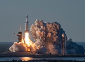 In pictures: SpaceX Falcon Heavy completed its first paying customer launch