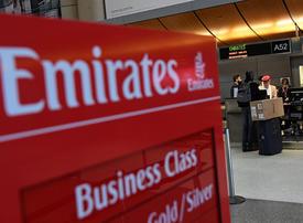 Emirates' Tokyo flight delayed by Typhoon Faxai