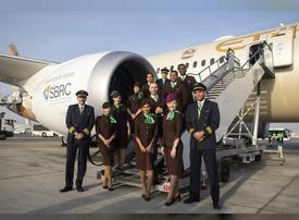 Etihad Airways to operate first single-use plastic free flight