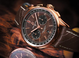 Breitling's celebrates Bentley's centenary with limited edition Premier chronograph