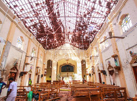 UK relaxes Sri Lanka travel advice issued after attacks