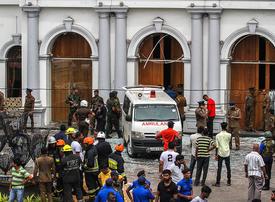 Sri Lanka seeks answers as death toll hits 290 from blasts