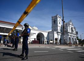 British Dubai expat confirmed killed in Sri Lanka attacks, colleague missing