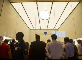 Apple beats profit forecasts amid growth in services, wearables