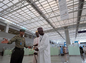 Saudi Arabia halts travel to EU, other countries