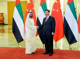 UAE, China eye closer ties to drive $70bn trade in 2020