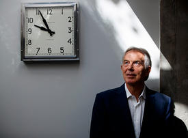 Tony Blair: the final act