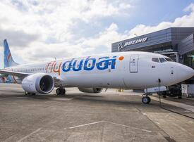 Boeing 737 Max 'an important part' of Flydubai's future, says CEO