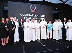 Action Hotels' Sheikh Mubarak leads winners at Arabian Business Kuwait Awards