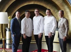 Dubai's Burj Al Arab adds new celebrity chefs after Outlaw exit