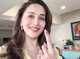 Bollywood stars out in force Urmila Matondkar's Mumbai North constituency