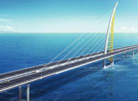 Kuwait inaugurates 36km causeway to free trade zone