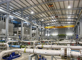 Financial close reached for giant $870m UAE desalination plant