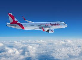 Air Arabia says to boost network after new A321 plane delivery