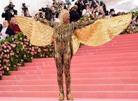 In pictures: New York's Met Gala Best Dressed Celebrities
