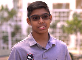 Video: 13-year-old cyber ninja exposes poor gadget security with live hacking of drone