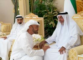 UAE President received Ramadan greetings from rulers, crown princes, deputy rulers