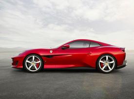 Ferrari shares roar ahead on raised 2019 targets